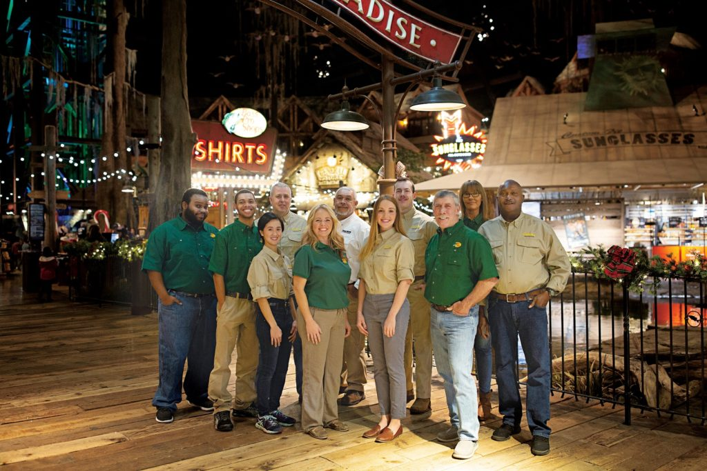 Bass Pro Team Photo